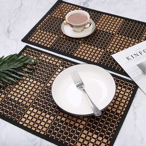 Marscool Bamboo Table Placemats / Set of 2